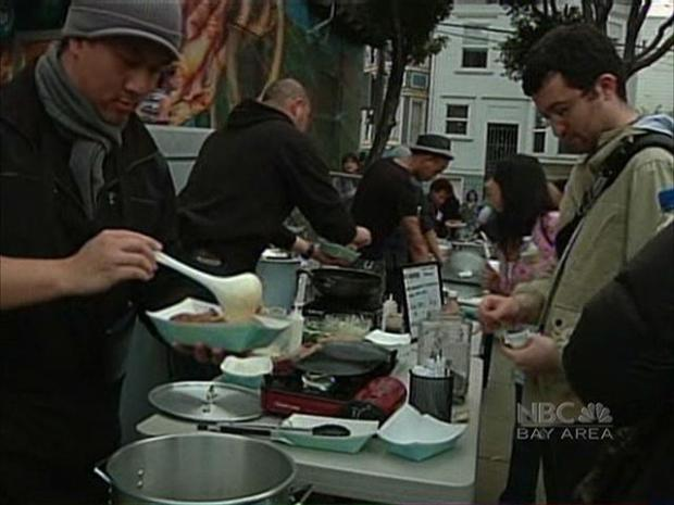 [BAY] Foodies Celebrate 365 Days of Food Carts