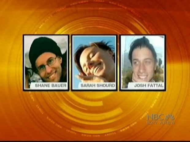 [BAY] Friends Hold Out Hope For Hikers Held in Iran