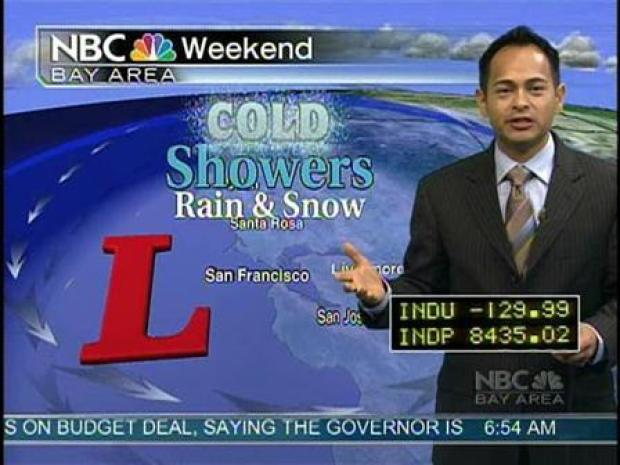 [BAY] Frigid Forecast
