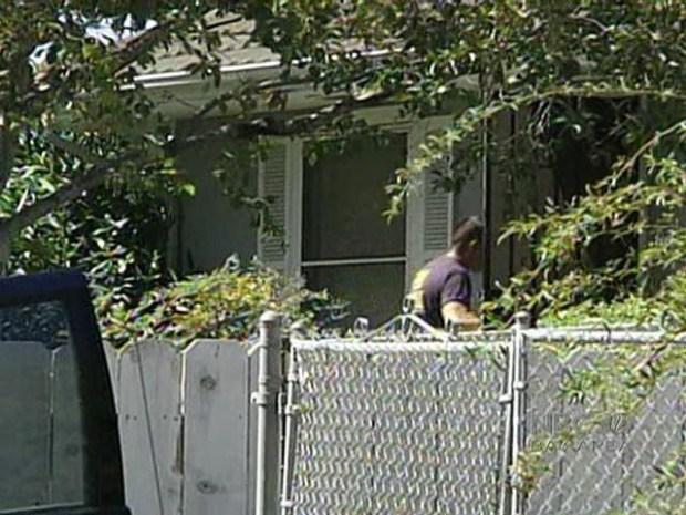 [BAY] Garrido's Neighbors Suspicious About Back Yard