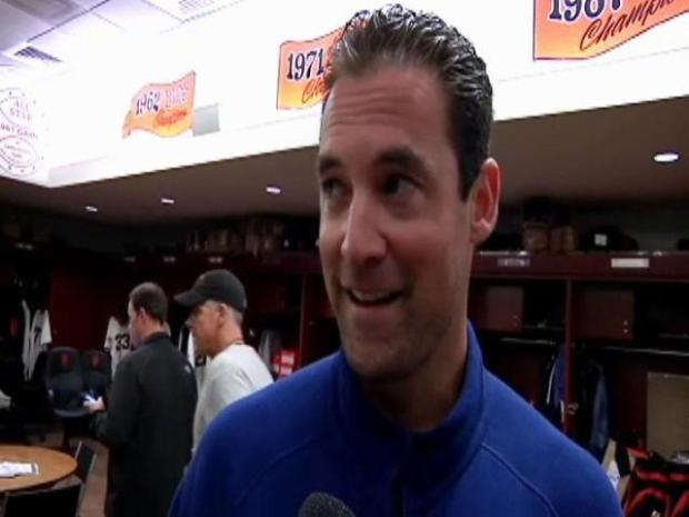 [BAY] Video: High School Opened Up the Doors for Pat Burrell