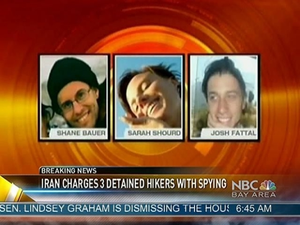 [BAY] Iran Accuses Hikers of Espionage