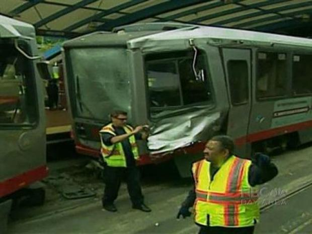 [BAY] Lawsuits Stemming From Collision Could Burn Muni
