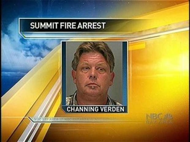 [BAY] Man Arrested in Connection With Summit Fire