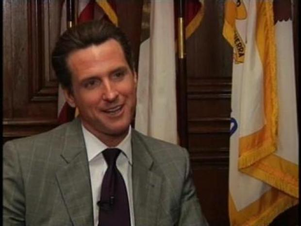 [BAY] Mayor Newsom Reacts to Prop 8 Ruling