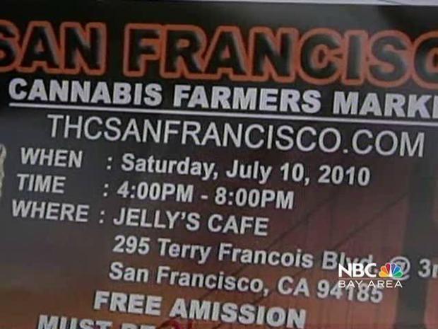 [BAY] Medi-Pot Farmer's Market in San Francisco Set for This Weekend