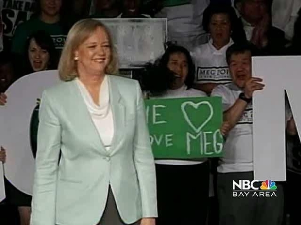[BAY] Meg Whitman Makes Her Case