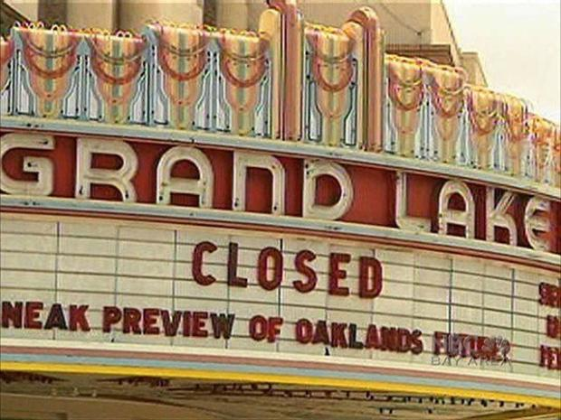 [BAY] Oakland Merchants Shut Down to Send a Message