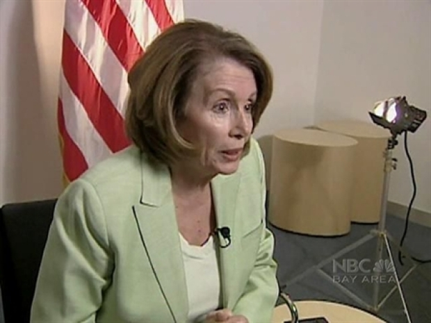 [BAY] Pelosi's Travel Demands Shocks Some