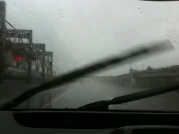 [BAY] RAW VIDEO: Driving Conditions