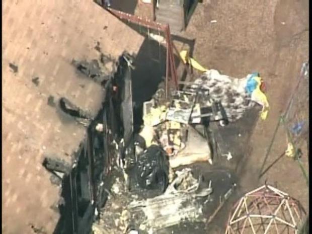 [BAY] RAW VIDEO: East Palo Alto Plane Crash