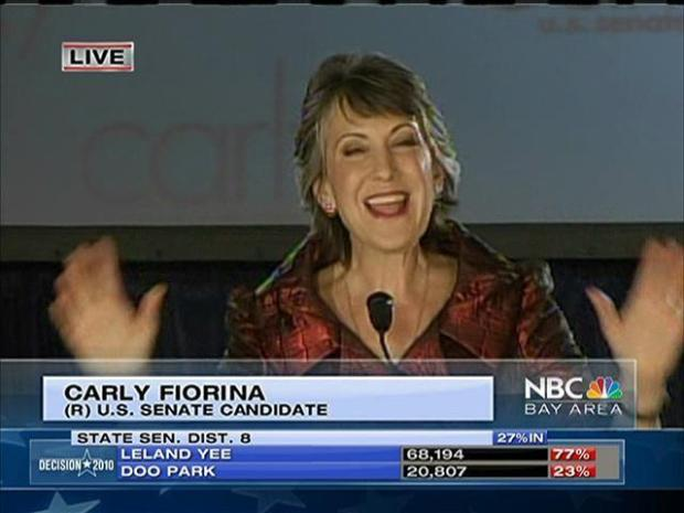 [BAY] Raw Video: Carly Fiorina