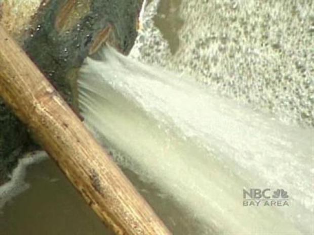 [BAY] Sausalito Sewage Spill Pollutes Bay