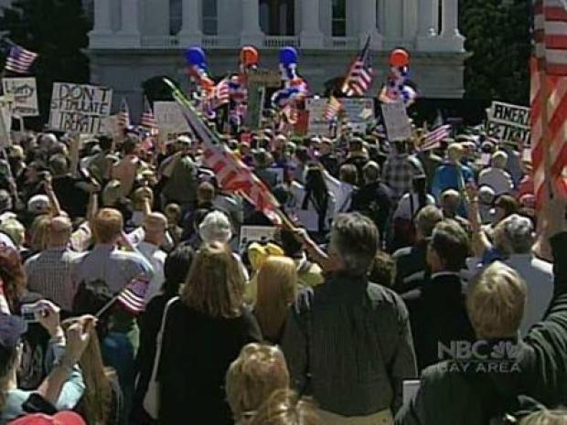 [BAY] Tea Party Hits California