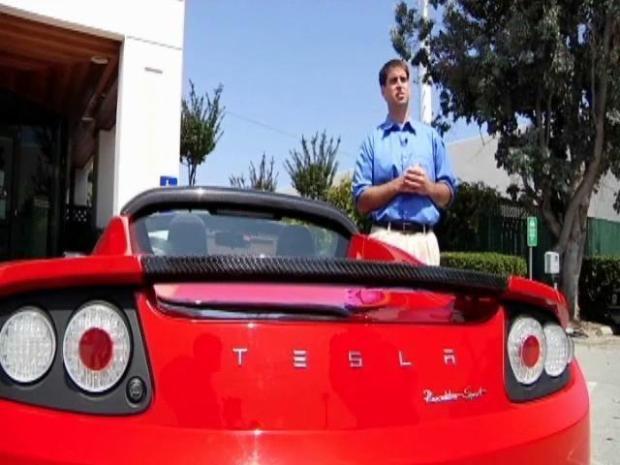 [BAY] Test Drive the Tesla
