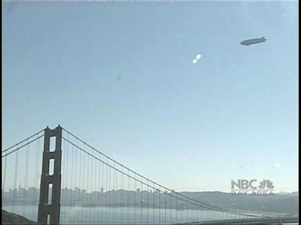 [BAY] World's Largest Zeppelin Makes Grand Entrance