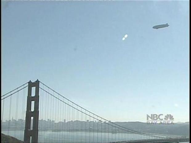 [BAY] World's Largest Zeppelin Makes Grand Entrance