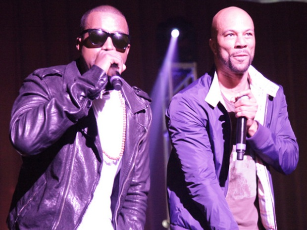 Kanye, Common and Lupe Rock Three CPS Schools