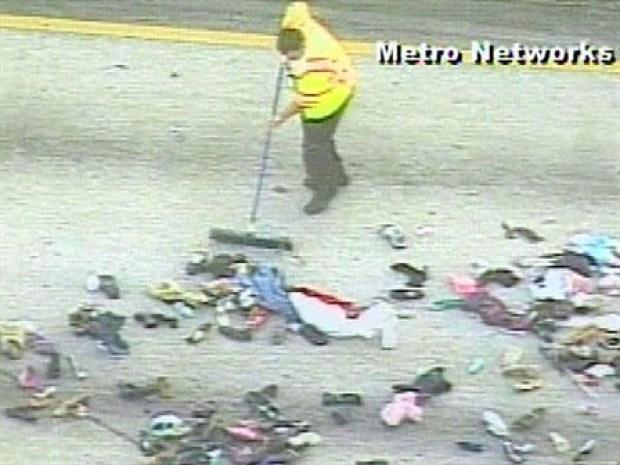[NEWSC] Mystery Shoe Dump