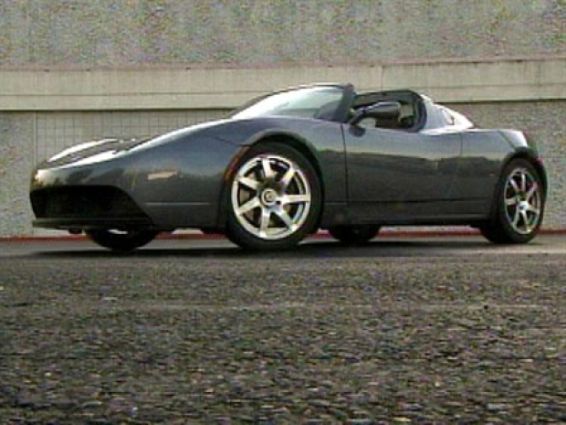 [NY] Tesla Roadster Review