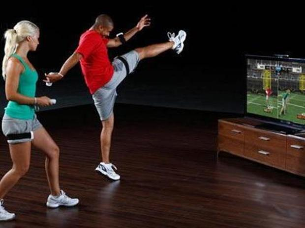 [BAY] NFL Workout on the Wii