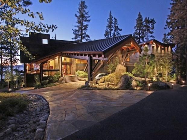An $18.75M Magical Mountain Estate