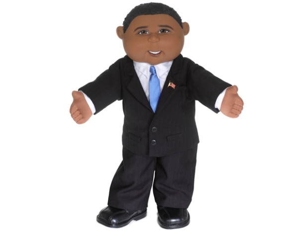 Presidential Cabbage Patch Dolls