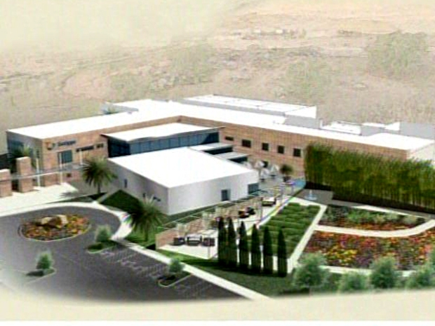 Go Inside the Proton Therapy Center