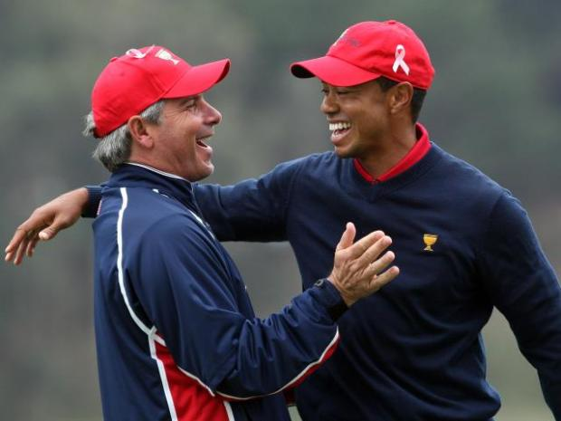 [NATL-BAY] Tiger Leads U.S. to President's Cup Win