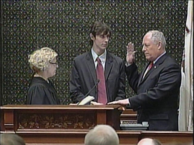 [CHI] Pat Quinn Sworn In