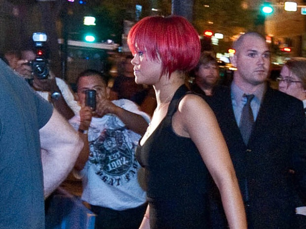 Party of the Year?! Rihanna's Post-Concert Bash