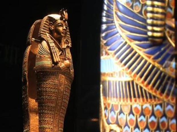 [BAY] [Tutankhamun and The Golden Age of the Paraohs] Segment 4