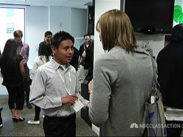 [BAY] Networking for Eighth Graders!