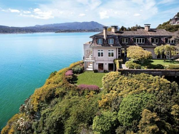 Tony Bennett's Bay Area Mega-Mansion for Sale