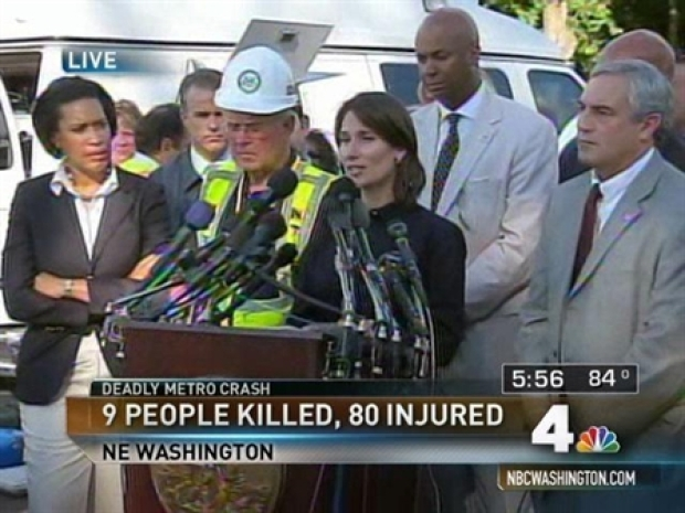 [DC] Local, Federal Authorities Provide Crash Update