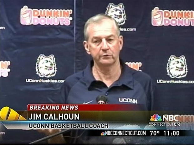 [HAR] Calhoun, UConn Lawyer Address NCAA Claims