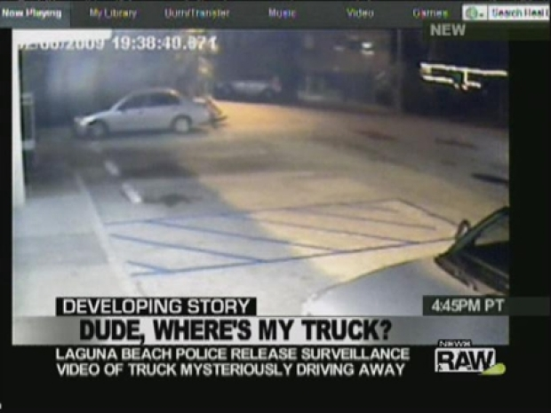 [LA] Dude, Where's My Truck