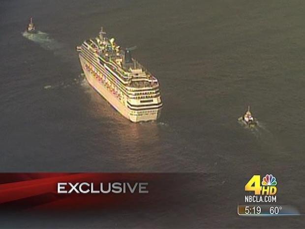 [LA] Exclusive Aerial Look at Splendor, Tugboats