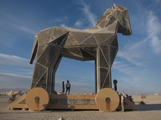 Art of Burning Man