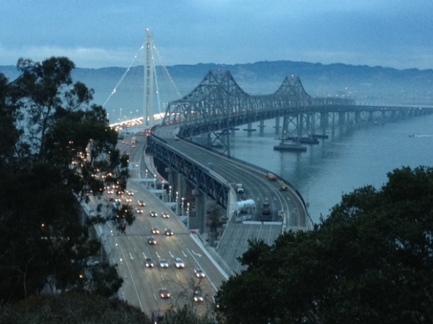 [BAY] Bay Bridge Leaks After Recent Storms