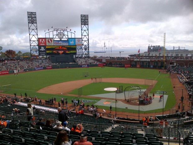 San Francisco Giants Introduce New Ballpark Attractions for 2014 Season at AT&T Park