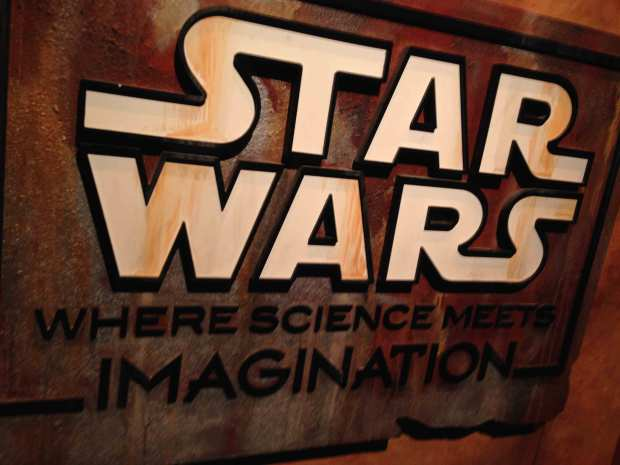 Behind the Scenes of Star Wars at The Tech Museum