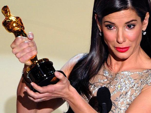 [LA] Sandra Bullock: From Razzie to Oscar