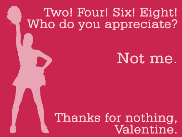Crappy Valentine's Day: 20 Cards You'd Hate To Get