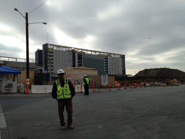 [BAY] Santa Clara Stadium Worker Killed on the Job