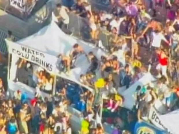 [LA] Coliseum Imposes Rave Moratorium
