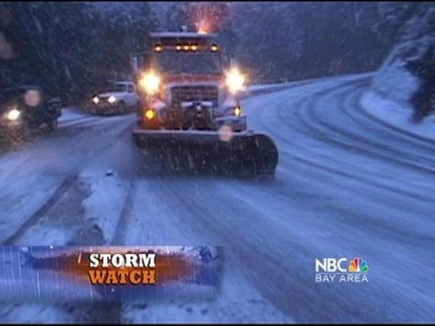 [BAY] President Obama Arrives During Major Cold Blast. Jeff Ranieri Tracking Extreme Weather.