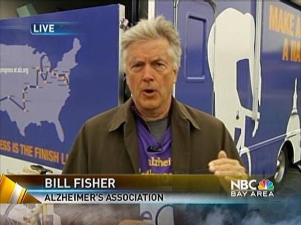[BAY] Alzheimer's Association's Bill Fisher