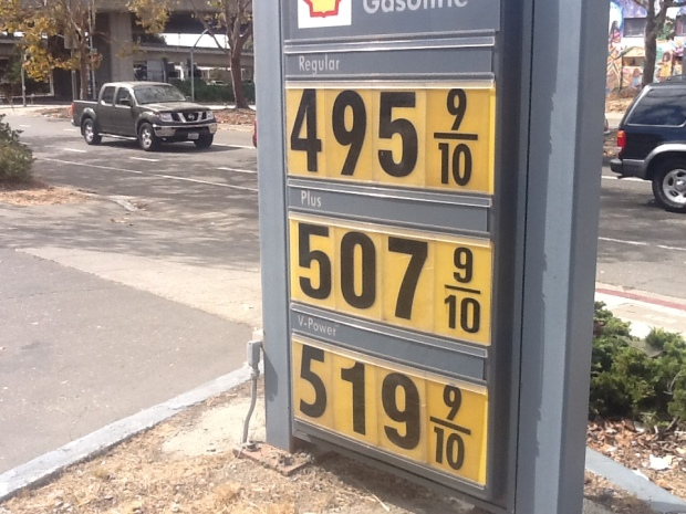 [BAY] Gas Prices Skyrocket