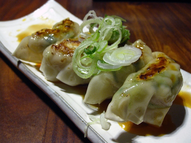 Early Bird Gets the Offal at Berkeley's Ippuku